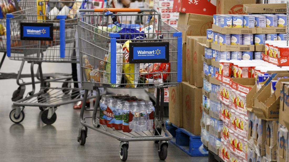 Food stamps recipients can now order groceries online for delivery. Amazon, Walmart and ShopRite will offer the service  https:// cnn.it/2XDOOeR  &nbsp;  <br>http://pic.twitter.com/KO7c9scVYO