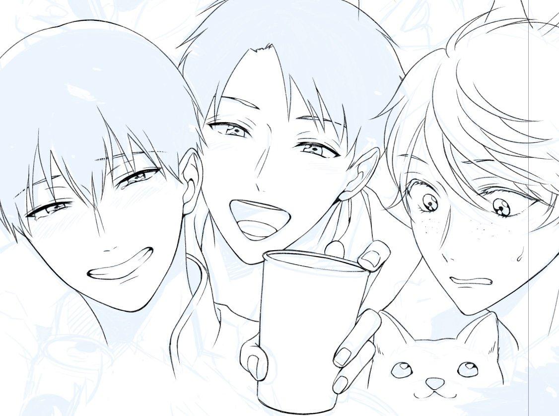 """十わだこ  🍉単行本8/23発売 on Twitter: """"アニメーター専用リアル風 ..."""