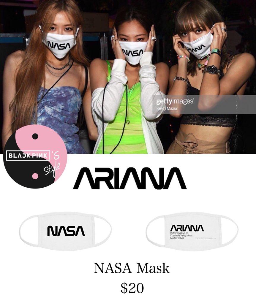 190422 - Ariana Grande's Set #ROSÉ #JENNIE #LISA #BLACKPINK <br>http://pic.twitter.com/8YB2PBW8ji