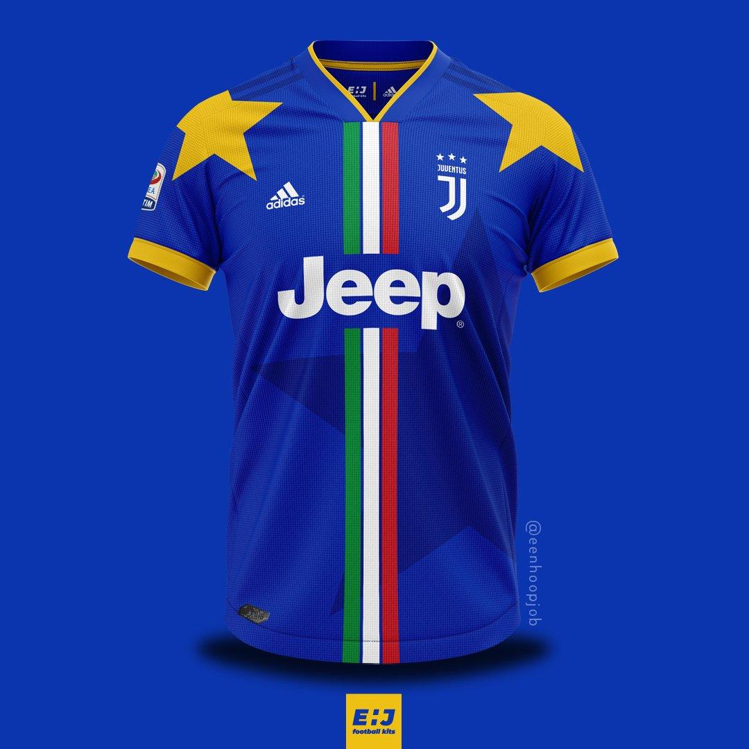 the latest c7591 5b818 Job - Eenhoopjob Football Kit Designs on Twitter: