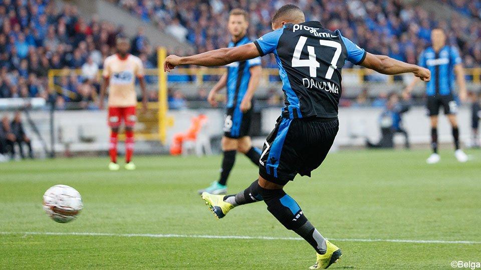 Club Brugge komt met Openda en Danjuma aan de aftrap bij ploeg-in-vorm Antwerp:  https://api.sporza.be/permalink/web/articles/1528805701583…  #voetbal #jpl #antclu