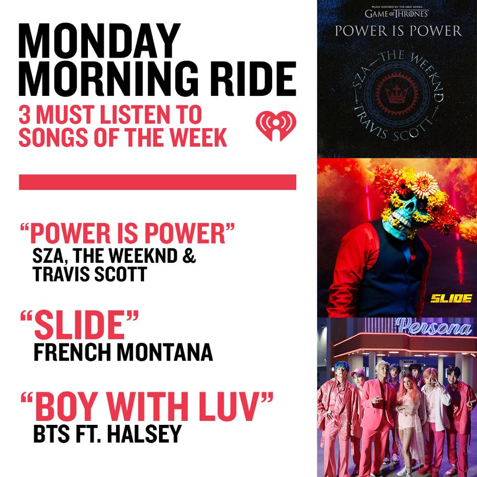 iHeartRadio's photo on New Week
