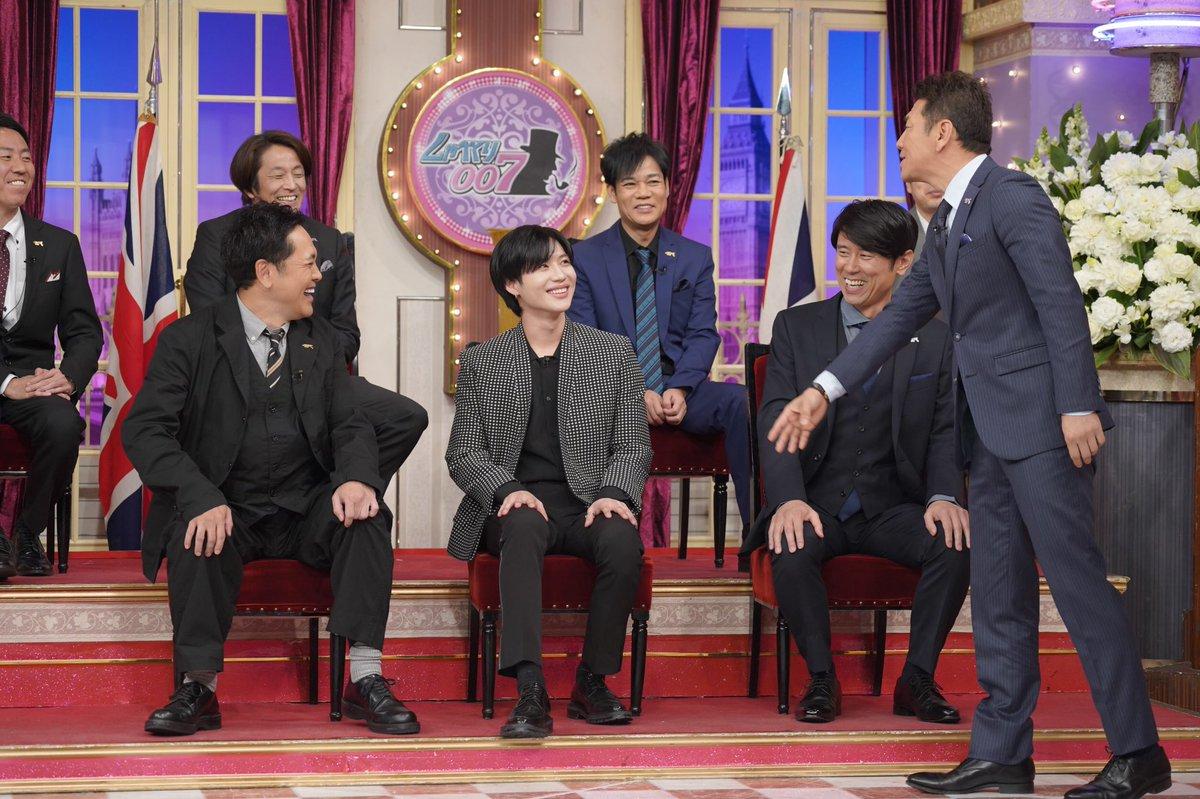日本テレビ系「#しゃべくり007」、この後よる10時から放送です!ぜひご覧ください~♪ 感想は「#テミン」を付けて教えてくださいね…