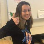 Image for the Tweet beginning: Southeast Yearbook editor Sophie Beach