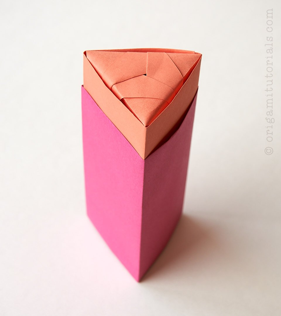 Origami Tutorials - @origamifolding Twitter Profile and