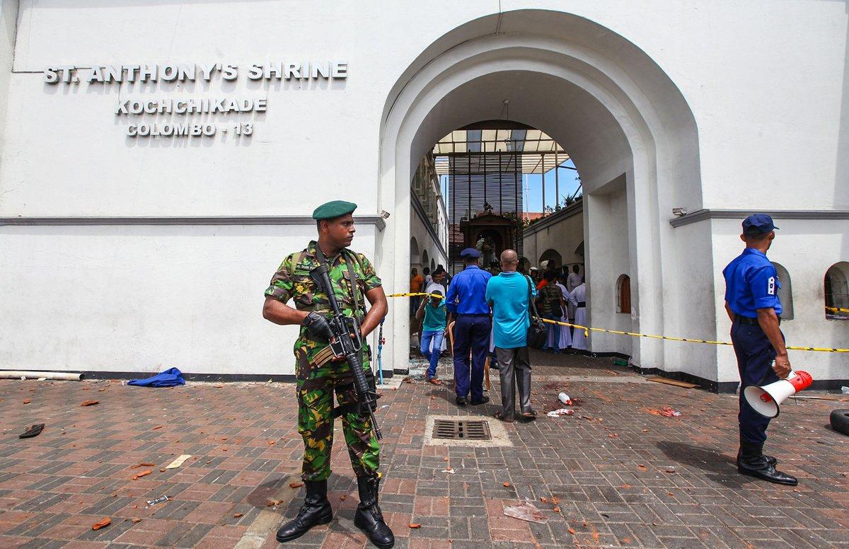 Recode Daily: Sri Lanka blocks Facebook and Twitter following Easter morning attacks