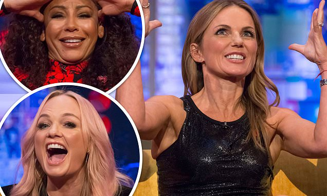 Victoria Beckham Was Never Asked to Join Spice Girls Reunion Tour, Says MEL B! https://t.co/GDbAlOTXhe #MelanieB #SpiceGirls #VictoriaBeckham https://t.co/gzP9yonIAR