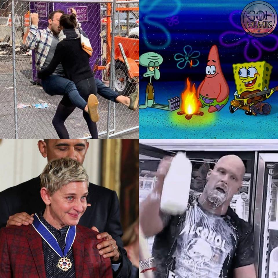 (via Game Of Laughs:https://twitter.com/GameOfLaughs) More #GameOfThrones spoilers without context 😂