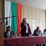 Image for the Tweet beginning: Кандидатът на #БСПзаБългария за представител