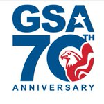 Over the next 70 days we will be highlighting GSA's accomplishments, mission, values, history, and future as we approach our #70thAnniversary on July 1! Follow along using #GSAat70!  https://t.co/GeBtnV1CpF