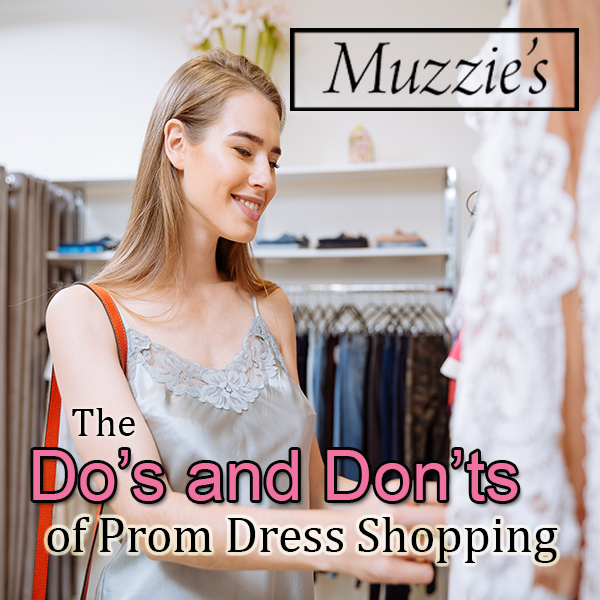 Muzzies Houston TX Prom Dresses