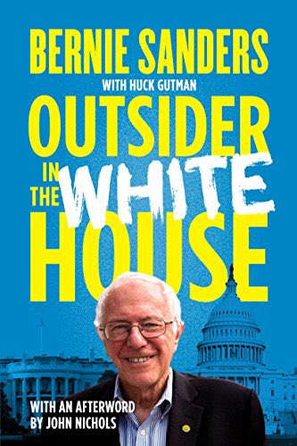 Outsider in the White House was sent with a Bernie 2016 donation. Wait, you didn't get a copy? We did! Clearly a bunch of other folks did too if he had to buy $444K worth of 'em. It's a great book - you should pick it up. Better hurry - only 4 left in stock at Amazon! #Bernie2020<br>http://pic.twitter.com/MPjaflb8fQ