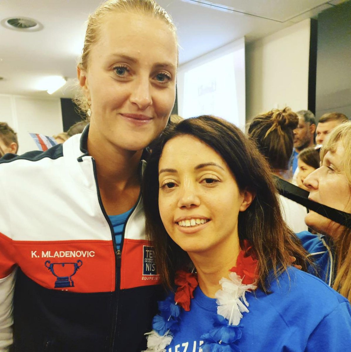 Fed Cup's photo on #FedCup