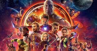 There is light at the end of this tunnel... #19of22 coming up with #Avengers #InfinityWar. Second to last in my Blu-ray collection! #MCUMarathon #Marvel