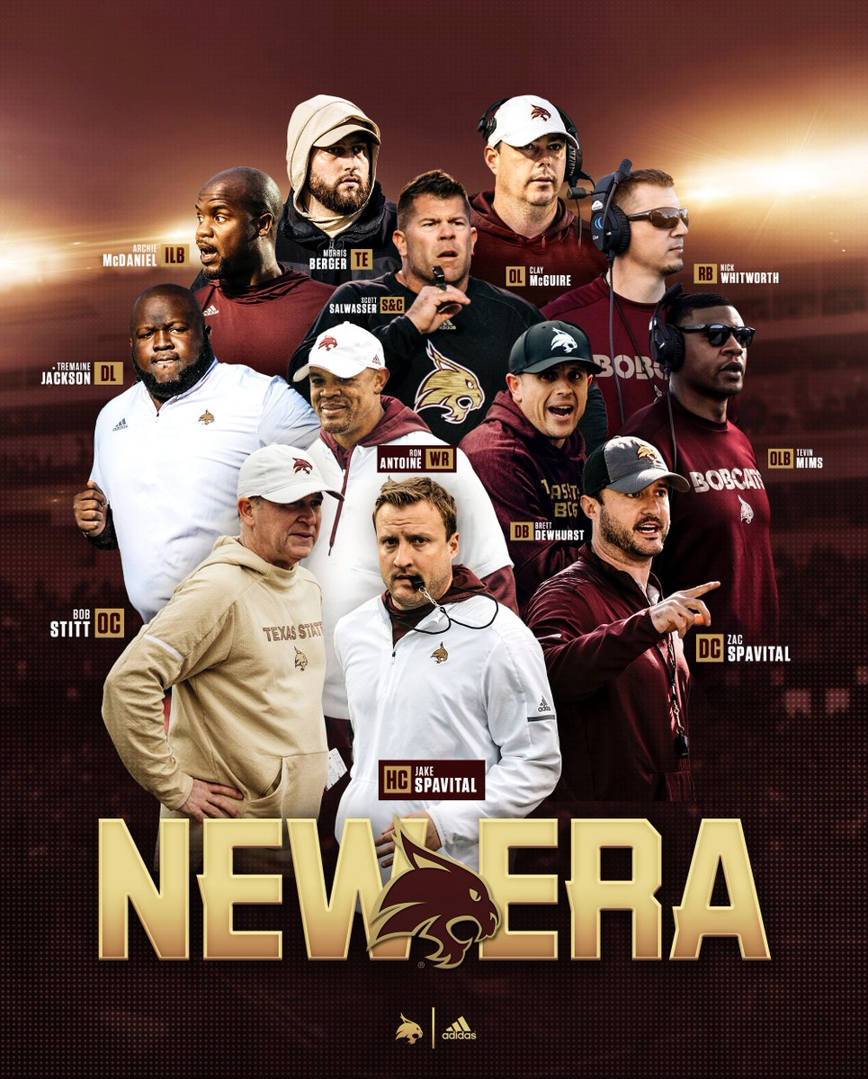 Texas State Football's photo on New Week