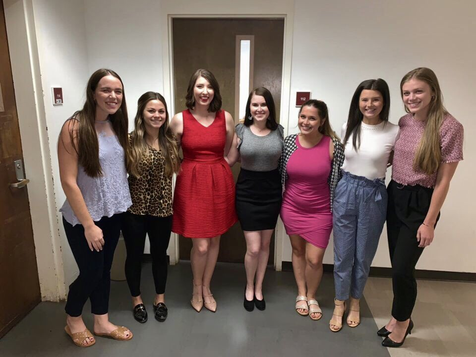 Congratulations to our 2019-2020 executive board! We cannot wait to see what you all accomplish next year. #PRpros
