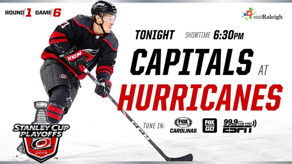 Carolina Hurricanes @NHLCanes