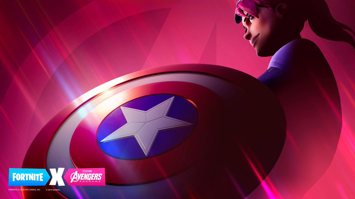 Fortnite's photo on #FortniteXAvengers