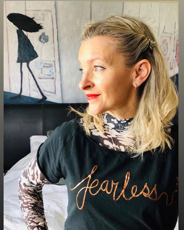 When Lou got to 50 the world became her oyster. And she became much, much braver  https:// buff.ly/2KEdXV7  &nbsp;    #GenerationRestart #Fearless #Midlife #bemorebrave #beaudacious #tribe @createlab<br>http://pic.twitter.com/m9AeqMQhry