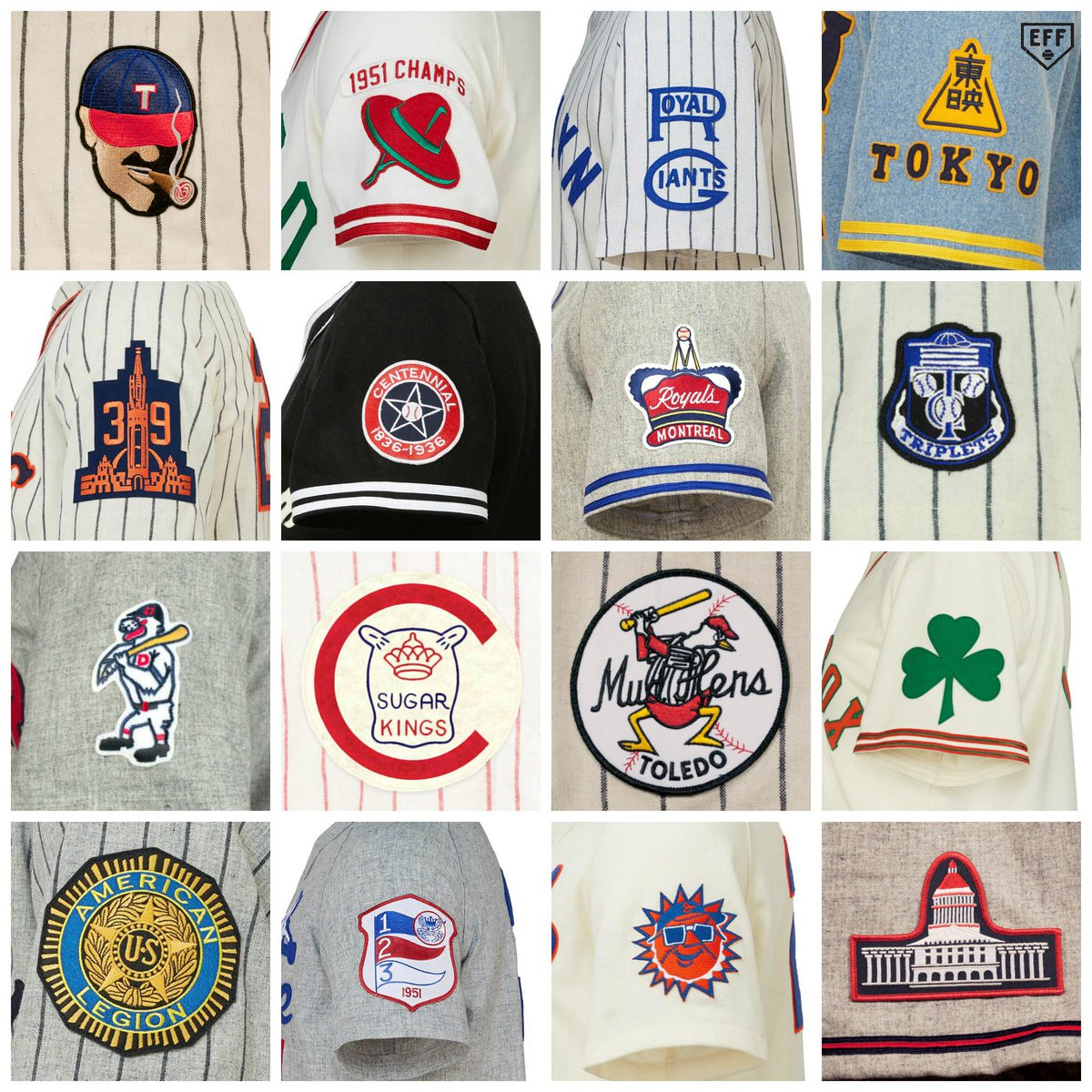 If cool vintage baseball patches is your thing, sleeve it up to us!  #Mondaythoughts <br>http://pic.twitter.com/ntBTCSx4tH