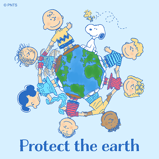 Help protect the planet #EarthDay