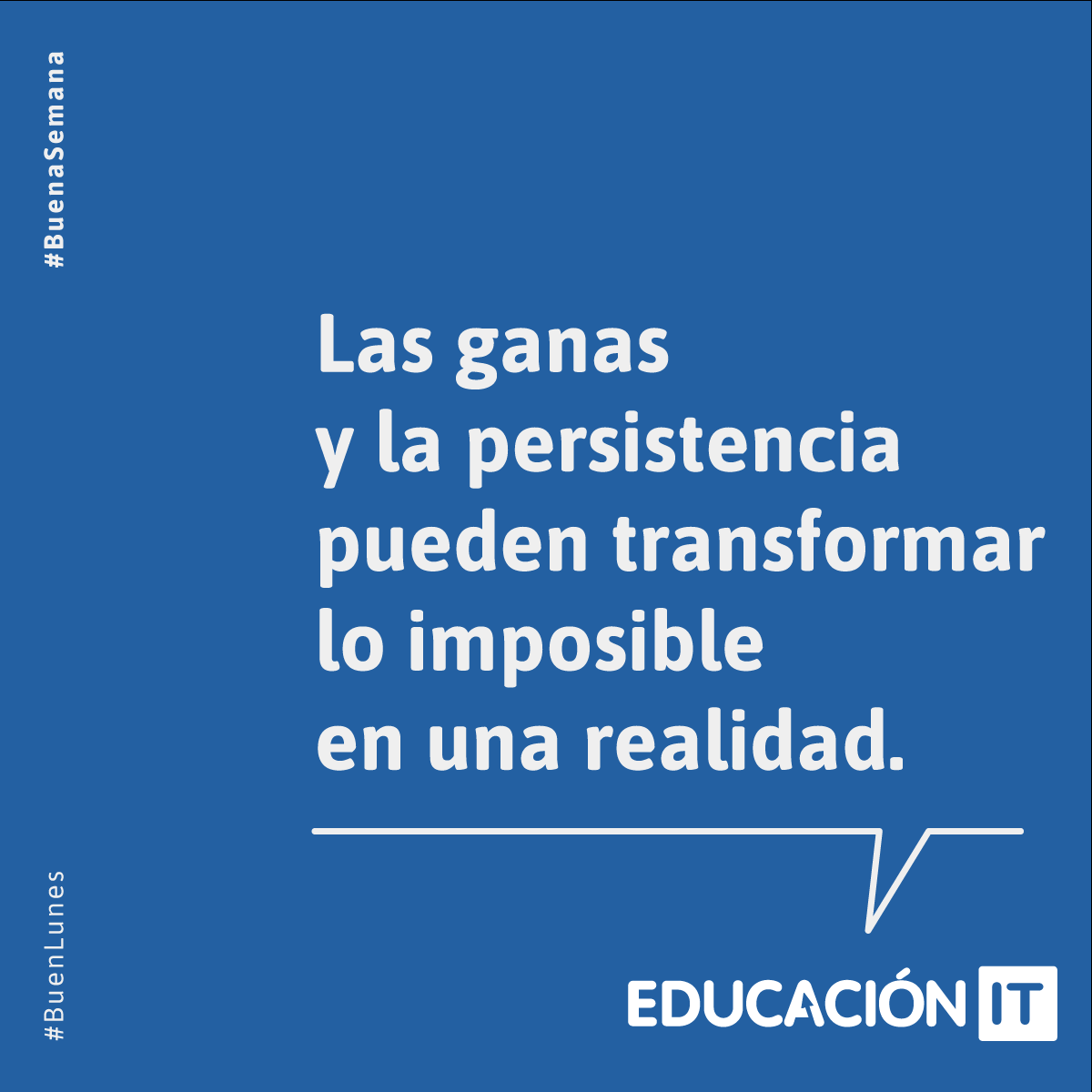EducacionIT's photo on #BuenaSemana