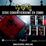Image for the Tweet beginning: 💀🔥 Serie Convirtiéndome en Zombi