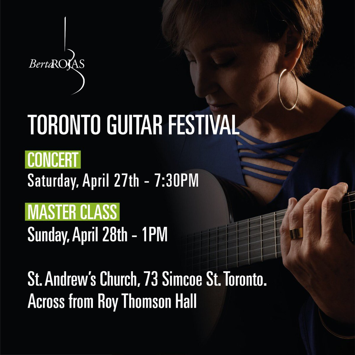 A lot happened since the last time I was at the Toronto Guitar Weekend in 2015! Looking forward to see you all there!  #ClassicalGuitar #Guitarist #TorontoGuitarWeekend #Canada #Paraguay