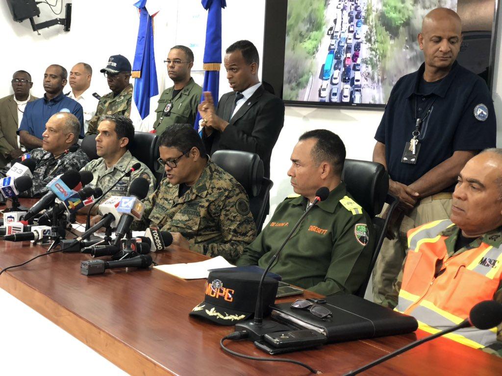 Resultado de imagen para COE reporta 33 personas fallecieron durante Semana Santa