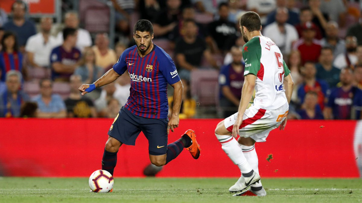 """test Twitter Media - 🔊 Valverde: """"Alavés's strength is based on great defense. They are well organized and have a lot of enthusiasm.""""  #AlavésBarça https://t.co/9jeBywGg3A"""