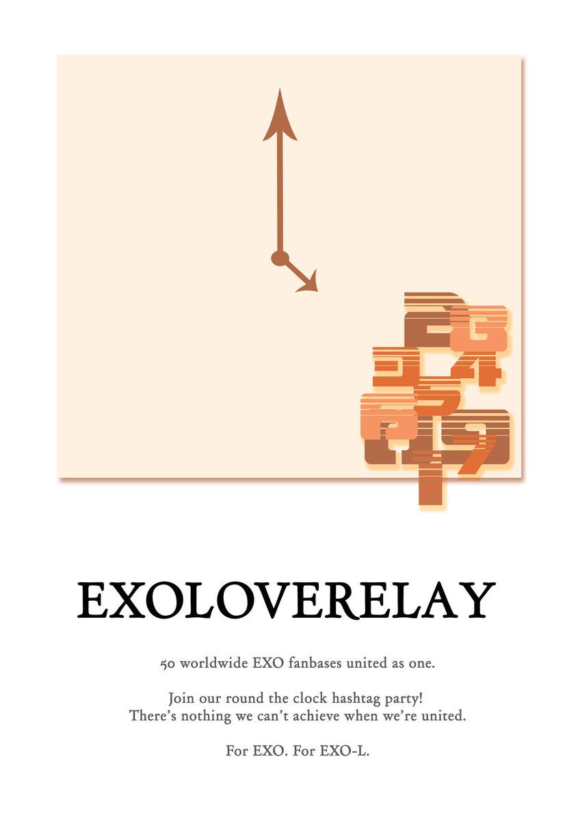 RT @EXOVotingSquad: We will be by your side, 24/7  #EXOLoveRelay #EXO @weareoneEXO @layzhang @B_hundred_Hyun https://t.co/Jn6ufMWYzf