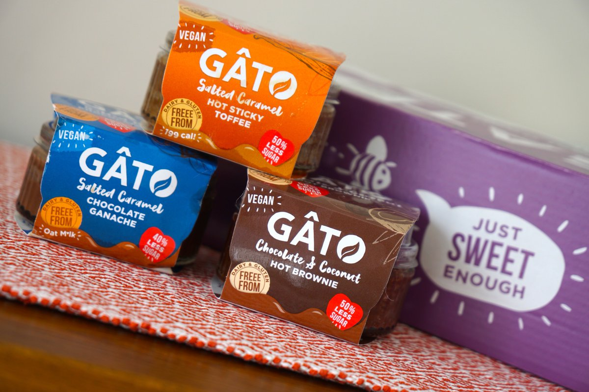 WIN a Selection Box of Puddings  Follow @Lbloggeruk  Follow @gatoandco  RT Tag a friend  #giveaway #competition #GiveawayAlert #GiveAwayOfTheDay #comp #prize #freebies #freestuff #WinIt #CompetitionTime #win #giveaways #Easter #freegift #BankHolidayMonday #prizes #mondaythoughts <br>http://pic.twitter.com/Zvcvs9GGq3