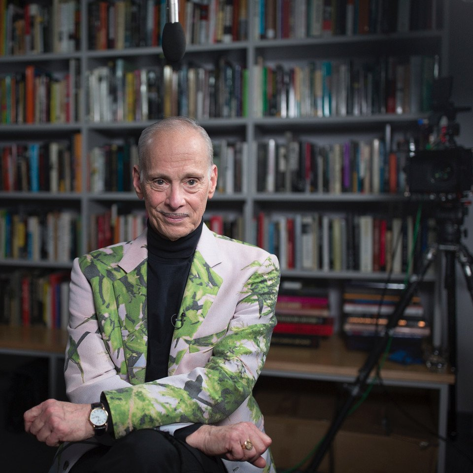 Criterion Collection's photo on John Waters