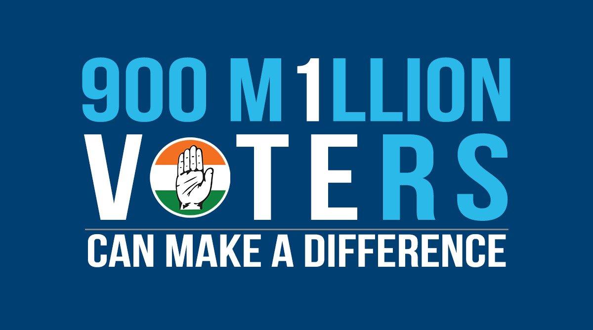 Congress's photo on #MyVoteForCongress