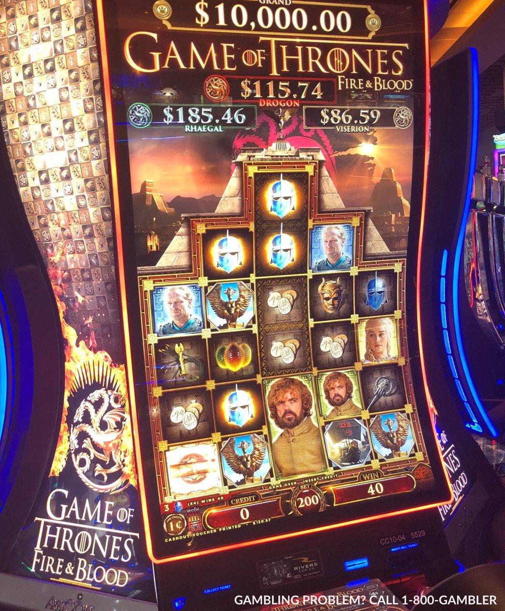 Rivers Casino Free Slot Play