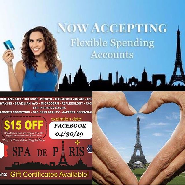 $15 OFF FOR MONTH OF APRIL COUPON ;-)