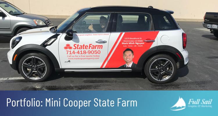 Portfolio - Mini Cooper State Farm.png