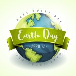 Image for the Tweet beginning: Happy #EarthDay! Did you know