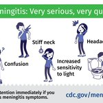 Image for the Tweet beginning: This Wednesday is #WorldMeningitisDay; learn
