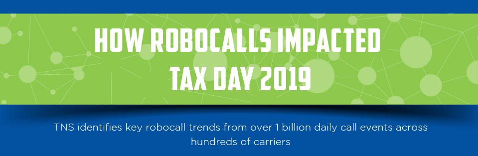 #Robocalls from #tollfree phone numbers dominated #TaxDay this year, making up 6 of the top ten numbers making negative #spamcalls. Other interesting data we found: https://t.co/OLZuotXLFn https://t.co/NhiP5zEY6J
