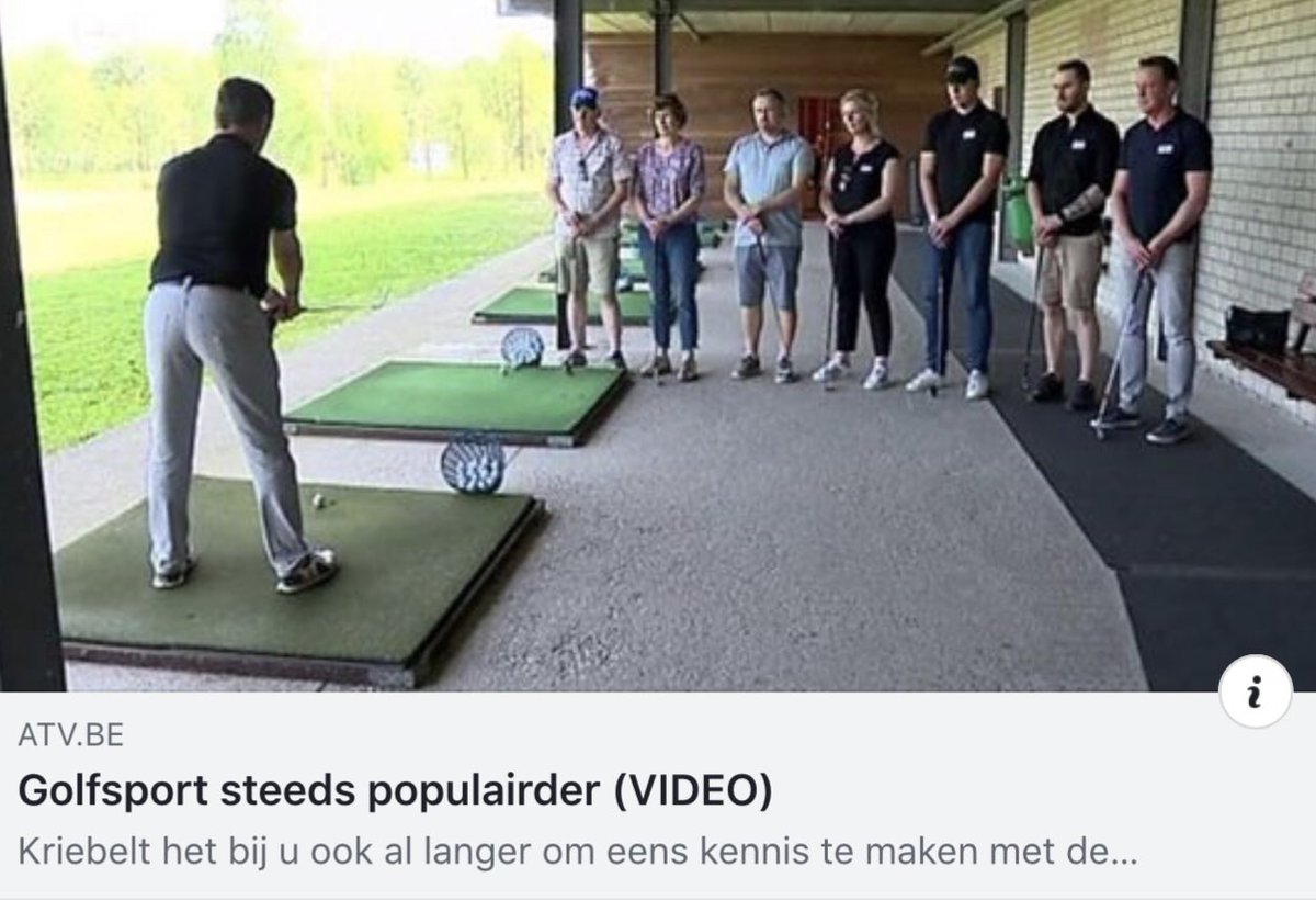 .<strong>@atvbe</strong> kwam op bezoek in Brasschaat voor <strong>@starttogolf</strong>. 🔝  https://t.co/Oxpr6ATagu https://t.co/02OmGy7yCa