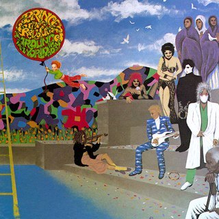 on this date in 1985 Prince &amp; The Revolution released &#39;Around The World In A Day&#39; ft the singles &#39;Raspberry Beret&#39; &#39;Pop Life&#39;, &#39;America&#39; &amp; &#39;Paisley Park&#39;  #Prince4Ever #Prince<br>http://pic.twitter.com/HY70IUfDta