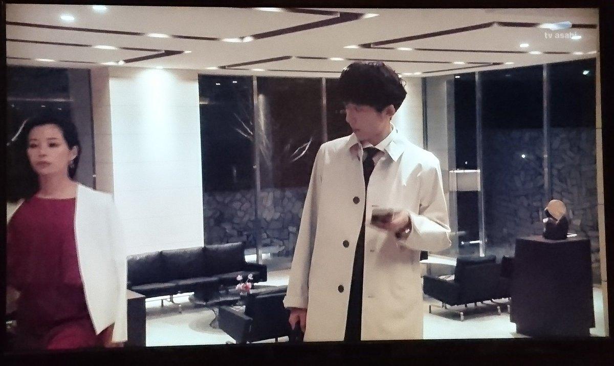 リミスリ では密な関係なのに、 東京独身男子 では、なんかきれいな人がマンション入っていったなあ程度だもんなあ。。 高橋一生 桜井ユキ  pic.twitter.com/