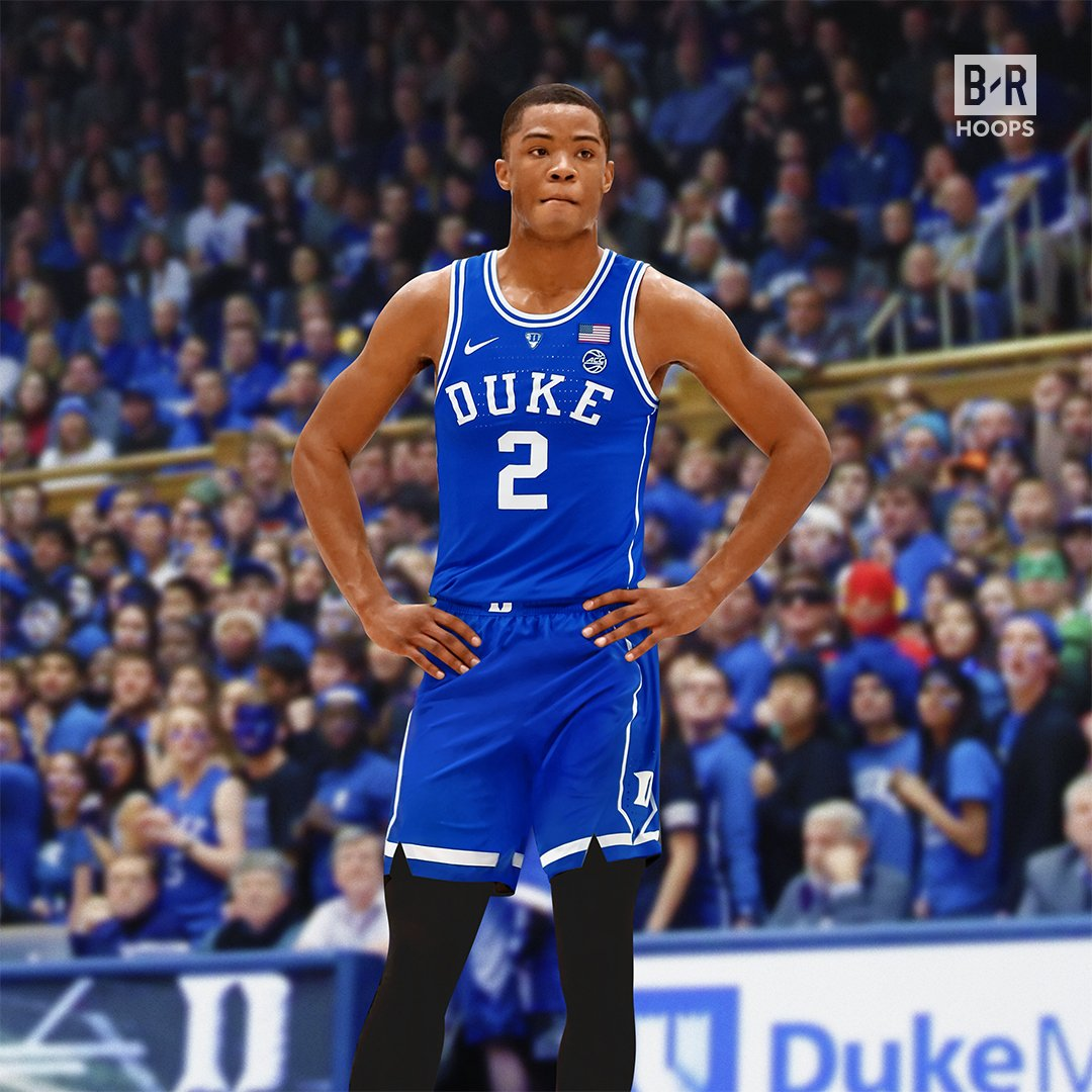 Cassius Stanley is officially a Duke Blue Devil 👿