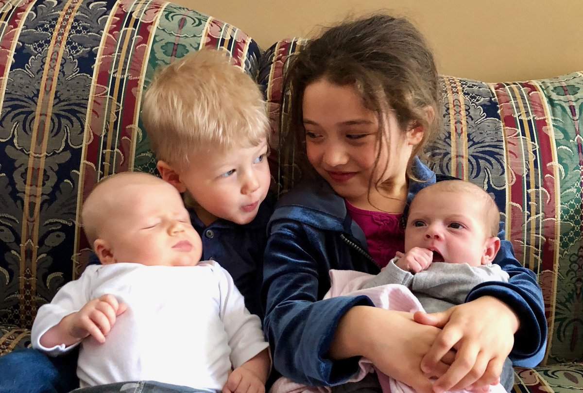 Grandchildren- one of life's greatest joys!!