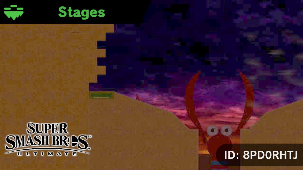 Videogame icon, the Sonic 2 Game Gear Antlion, makes his long awaited return #StageSmashBros #SmashBros #SmashBrosUltimate #NintendoSwitch <br>http://pic.twitter.com/lEGiY1fVrt