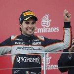 Semana de Gran Premio! Bakú nos ha dado 2 podiums vamos por el 3°!!! #AzerbaijanGP #Checo11