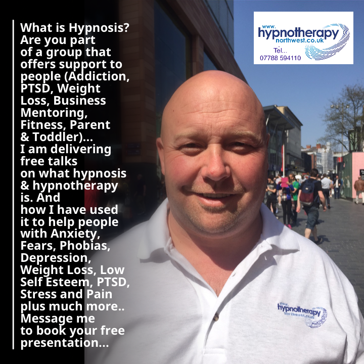 Hypnotherapy North West - Hypnotherapy to Lose Weight