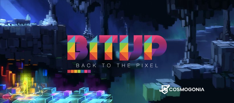 BitUp is a side scrolling, exploration hack &#39;n&#39; slash game in a Cubist-Impressionist world. Developed by @CosmogoniaGames. Coming soon! #gamedev #gaming #videogames #madewithunity #artist #artwork<br>http://pic.twitter.com/LjgfIq7Cd3