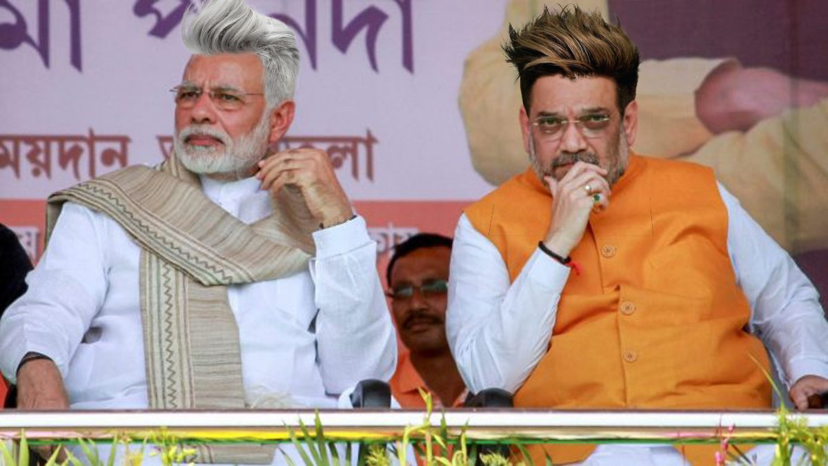 Effect of Jawed Habib joining BJP.